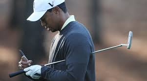 Tiger Woodss Putter Grip Why Hes Used The Same One For