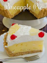 Best Pie Recipes Pineapple Pie Recipe From Yummiest Food Cookbook