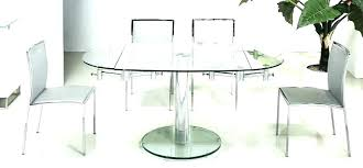 round extendable glass dining table extendable glass table glass extendable glass dining table extendable glass dining