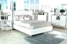 Bedroom Sets ~ Hollywood Swank Bedroom Set Bed Glamour Wholesale ...