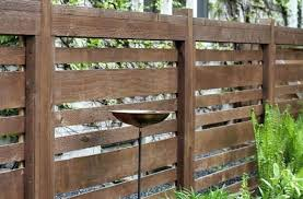 Residential Wood Fencing Horizontal Fence Vs Vertical Modern Wire