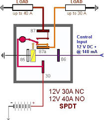 bosch relay v a wiring diagram bosch image 5 pin bosch relay wiring diagram wiring diagram on bosch relay 12v 30a wiring diagram
