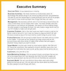 Executive Style Resume Template Executive Style Resume Examples Template Summary Templates