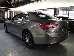 2015 Used Maserati Ghibli 4dr Sedan S Q4 at JEM MOTOR CORP., CA ...