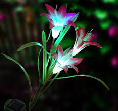 color changing solar garden lights. Color Changing Solar Garden Lights A