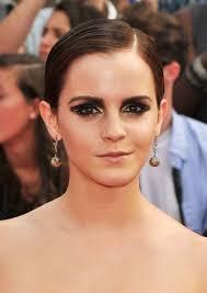lipstick emma watson short hair elle uk