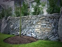 stone wall artwork