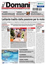 Il Domani By Tp Editori Il Domani Issuu
