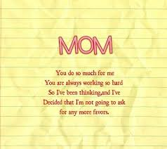 Thank You Mom Quotes Best Thank You Mom Pravs World 48 QuotesNew