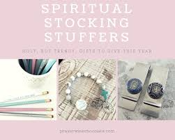 spiritual stocking stuffers gift guide 35 holy but trendy gifts