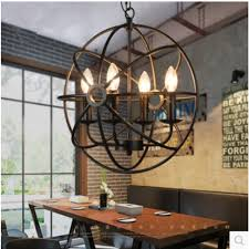 Vintage style lighting fixtures Farmhouse Edison Industrial Style Lighting Fixtures Black Pendant Lamp Vintage Cage Hanging Light For Home Restaurant Loft Bulbs Aliexpress Edison Industrial Style Lighting Fixtures Black Pendant Lamp Vintage