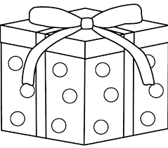 Gift Tag Coloring Page Christmas Gift Coloring Page Alpin Bud Info