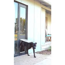 loading zoom energy efficient dog door for sliding glass quick panel 3 the flap patio pet