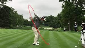 ゴルフ スイング 動画