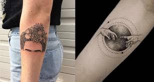 úchvatná Tetování Inspirovaná Slavnými Umělci Creativelifecz