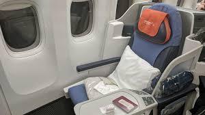 Flight Review B777 300er Aeroflot Business Class Business