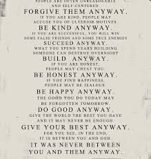 Mother Teresa Quotes Love Them Anyway Gorgeous Download Mother Teresa Quotes Love Them Anyway Ryancowan Quotes
