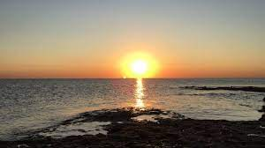 تصوير شروق الشمس بدقة 4k بواسطة iPhone 6s - YouTube