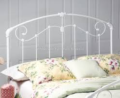 white metal headboards why you need to use white metal headboards jitco  furniture beds