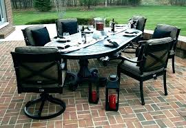 round outdoor dining set 6 person patio dining set amusing 6 person patio dining set 6