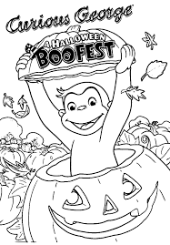 100 123 best curious george georges le pe curieux new with coloring page