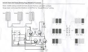 jimmy page lp custom wiring diagram my les paul forum