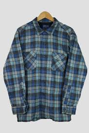 Pendleton Shirt Size Chart Pendleton Vintage Wool Shirts A Short Guide To Their