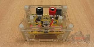 Контрольный источник напряжения на ad ru В корпусе из оргстекла заключена плата с источником напряжения сервисом и встроенном аккумулятором Такую штучку можно взять с собой на рынок и проверять