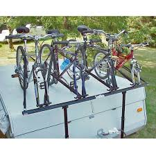 Bike Camper Trailer Pop Up Camper Bike Rack By Prorac 2 And 4 Bike Discount Ramps