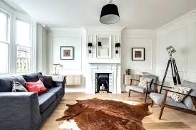 faux cowhide rug cow skin sheepskin