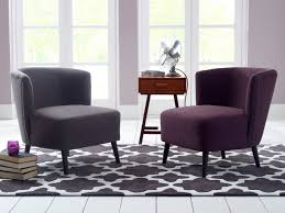 Purple Accent Chairs Living Room Furniture Unique Appearance Of Purple Accent Chair Purple Accent