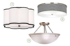 FlushMount Kitchen Lighting Options
