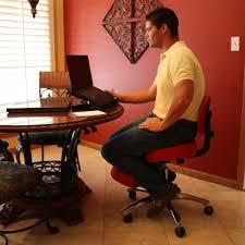 ergonomic chair betterposture saddle chair. f1446rd tanner 2 ergonomic chair betterposture saddle p