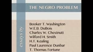 booker t washington the negro problem audiobk  booker t washington the negro problem audiobk