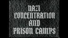 nuremberg trials  file nazi concentration camps webm