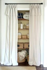 closet door ideas curtain. Curtains For Closet Doors Door Alternative Easy Drop Cloth Ideas Curtain
