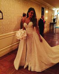 Sofia Vergara Wedding Dress Designer Sofia Vergaras Wedding Dress As Told By Zuhair Murad Vogue
