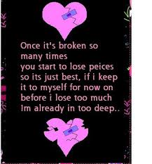 Broken Heart Quotes Unique View Topic I Want Everything BackBut You RD Accepting