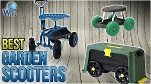 10 best garden scooters 2018