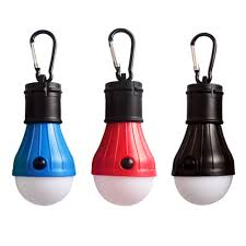 Amazoncom Md Lighting Led Tent Camping Light Bulbs With Clip Hook