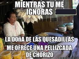 Mientras tu me ignoras… via Relatably.com
