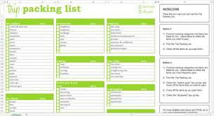 International Travel Packing Checklist Womens Travel Pack Checklist House Mix Overseas Pdf