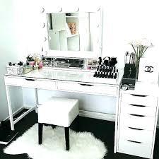 interior make up desks incredible vanity makeup desk mirror with lights full size of 13