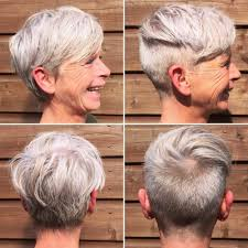 43 Youthful Short Hairstyles For Women Over 50 With Fine Thick