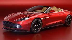 Aston Martin Vanquish Zagato Volante In Pebble Beach Auto Motor Und Sport