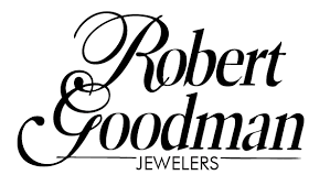 goodman logo. robert goodman jewelers logo d