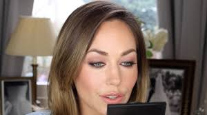 rose gold valentines day makeup hannah martin