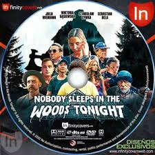 However hiking in the woods with no smartphone in sight will not go as planned. Nadie Duerme En El Bosque Esta Noche Nobody Sleeps In The Woods Tonight Infinitycoversweb