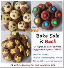 baking sale small small baker charity bake sale