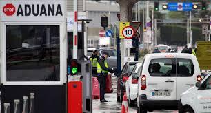 Los controles en las fronteras terrestres con Francia y Portugal seguirán  hasta el 26 de abril - Republica.com